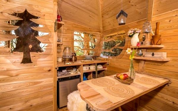 Jednodenní pobyt v treehousu Emanuel, 1 noc od 1. 12. do 31. 3. (mimo Vánoce), počet osob: až 4 osoby, Liberec (Liberecký kraj)4