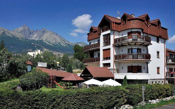 Moderní vila Beatrice pod Tatrami se snídaní a množstvím slev