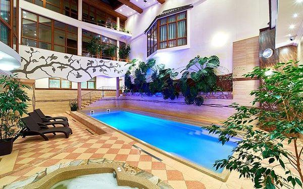 Czorsztyn, Kinga Hotel Wellness**** u malebného Czorsztynského jezera