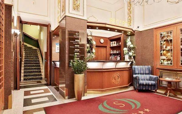 Karlovy Vary, Olympia Spa & Wellness**** s luxusním zařízením