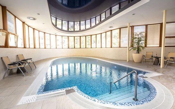 Černá Hora, hotel Sladovna**** s neomezeným wellness
