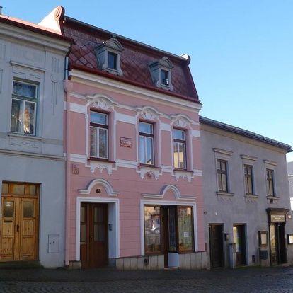Vysočina: Apartman Pod Kostelem