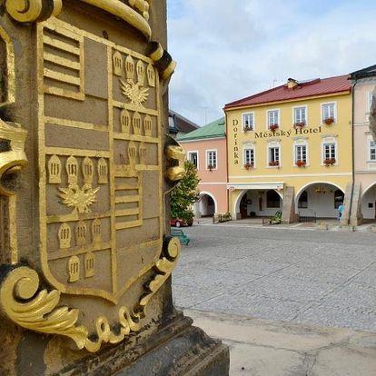 Královohradecký kraj: Městský Hotel Dorinka
