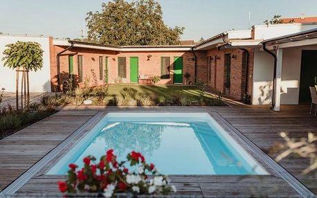 Mutěnice, Jihomoravský kraj: Ubytování Zahrada