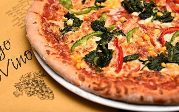 Pizza dle výběru pro 1 s sebou2