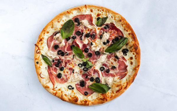 Pizza dle výběru pro 1 s sebou5