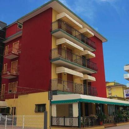 Itálie, Lido di Jesolo | Hotel Windsor*** | Dítě do 5,99 let zdarma | Plážový servis v ceně | Polopenze