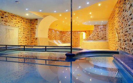 Špindlerův Mlýn, hotel Lesana*** se vstupem do wellness
