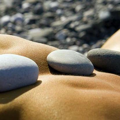 Masáž lávovými kameny