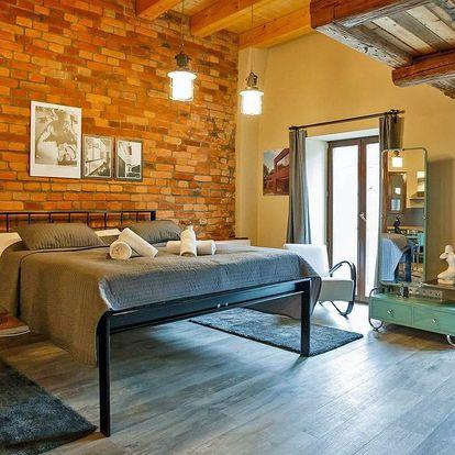 Orlické hory: pobyt v designovém apartmá a snídaně
