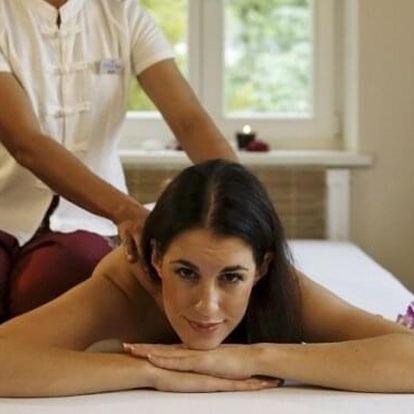 Dokonalá thajská masáž