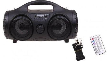 Přenosné bluetooth rádio ZQS-4215 černé