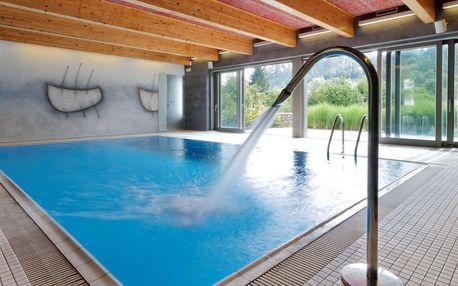 Dovolená v hotelu U Tří volů na jižní Moravě s bazénem