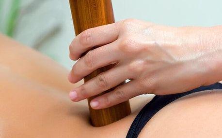 Exotická Bambusová masáž