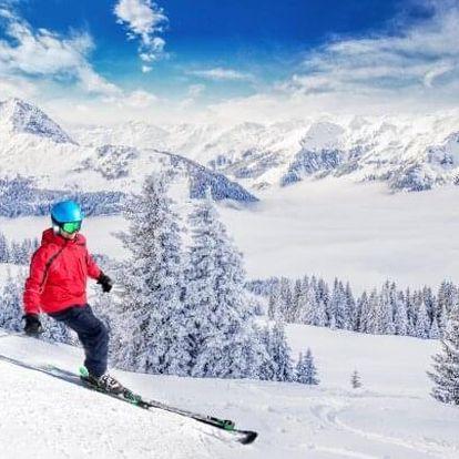 Rakouské Alpy u skiareálů v Hotelu Pruggererhof *** s polopenzí, skibusem, saunou a SommerCard plnou výhod
