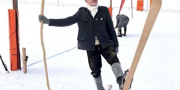 Kurz jízdy na dřevěných lyžích bez skipasu, cca 8 hodin, počet osob: 1 osoba, Opočno (Královéhradecký kraj)3