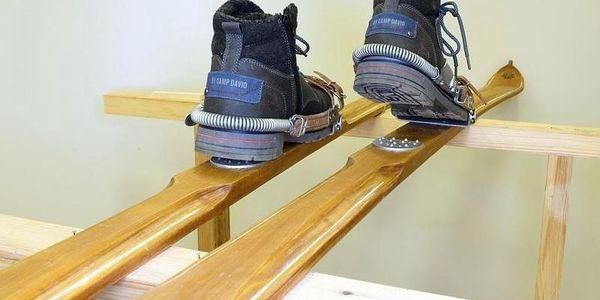 Kurz jízdy na dřevěných lyžích bez skipasu, cca 8 hodin, počet osob: 1 osoba, Opočno (Královéhradecký kraj)5