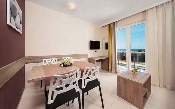 Apartmány Sol Katoro for Plava Laguna, Istrie, autobusem, bez stravy2