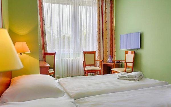 Smrdáky, Ensana Hotel Centrál*** v klidné lokalitě
