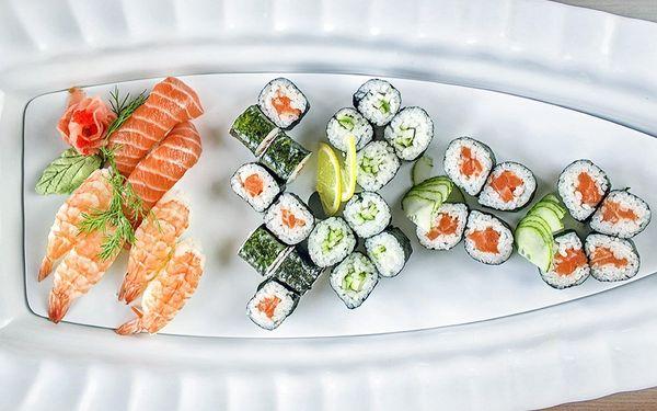 30 ks sushi + polévka4