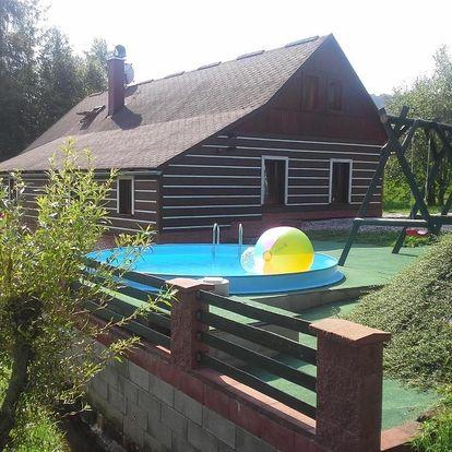 Liberecký kraj: Chalupa u rybníka Čistá u Horek