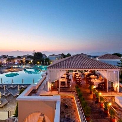 Řecko - Kos letecky na 10-15 dnů