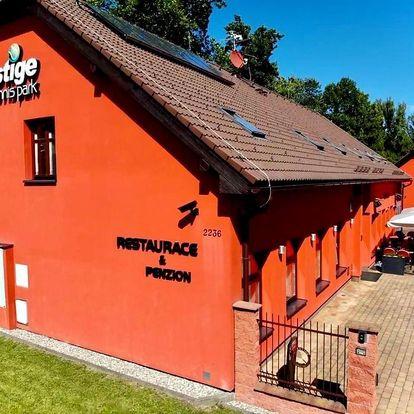 Valašsko: Penzion Prestige Tennis Park