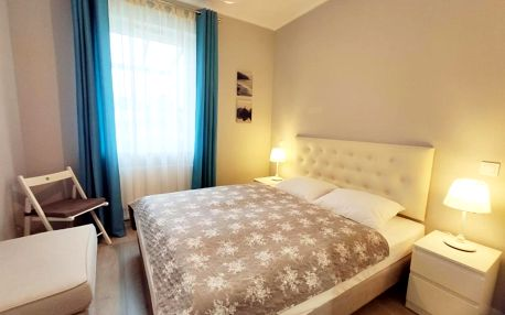 Polsko - Kudowa-Zdrój: Apartamenty La Villa II