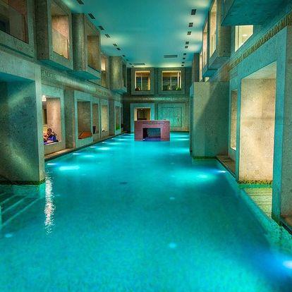 Rimske Toplice, hotel Zdraviliški dvor**** s římskými lázněmi