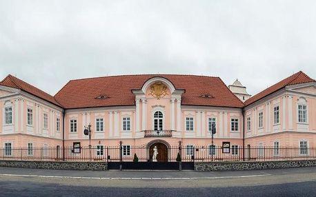 Plzeňsko: Zamek Hradek u Susice
