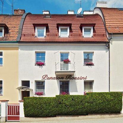 Františkovy Lázně, Karlovarský kraj: Penzion Rossini