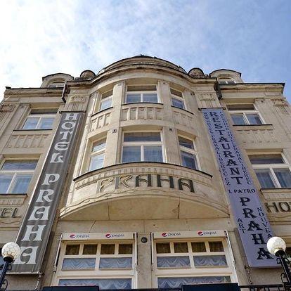 Jizerské hory: Hotel Praha Liberec