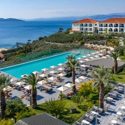 Řecko - Chalkidiki letecky na 8-15 dnů, all inclusive
