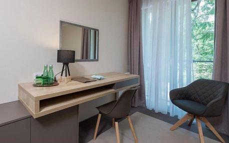 Dobřichovice, hotel Panská Zahrada**** v kouzelné přírodě