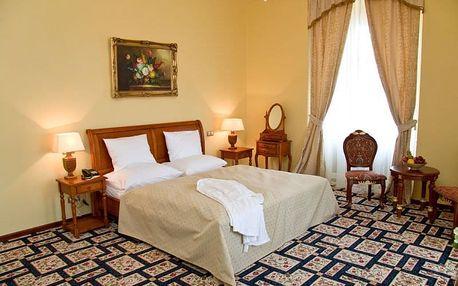 Zbiroh, Chateau hotel Zbiroh**** s dobovou atmosférou