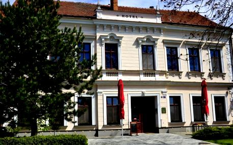 Jižní Morava: Hotel Drnholec