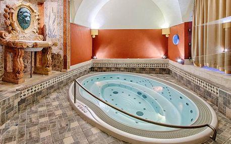 Praha 1, hotel Hoffmeister & Spa***** s luxusním wellness centrem