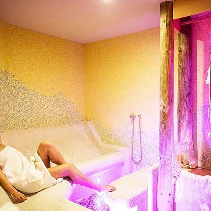 Wellness pobyt v Hotelu Amande****