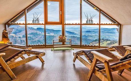 Aktivní relax v horách: jídlo, bazén i wellness