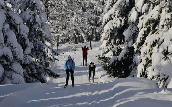 Pobyt v resortu Montanie u v.n. Souš | Desná | Celoročně (mimo vybraných víkendů, např. Velikonoce, Silvestr). | 3 dny/2 noci.2