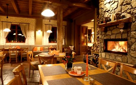 Beskydy: Hotel a restaurace Palfrig