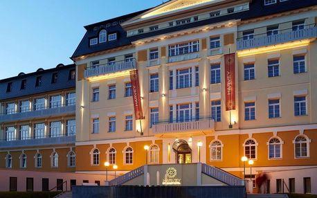 Krušné hory: Spa & Kur Hotel Harvey