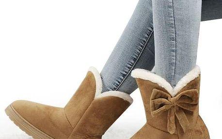 Dámské zimní boty Merideth