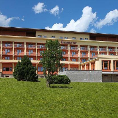 Rožnov pod Radhoštěm, hotel Energetic**** v srdci Beskyd