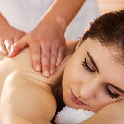 Regenerační a Breussova masáž vč. výživy na ruce