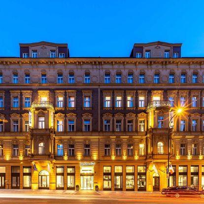 Praha a okolí: Radisson Blu Hotel Prague