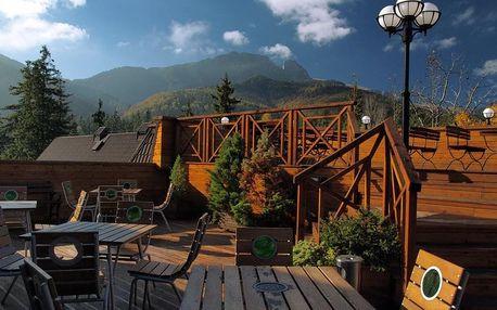 Zakopane, hotel Belvedere Resort & Spa**** s nádherným výhledem na hory