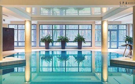 Jižní Polsko, hotel Spa Medical Dwór Elízy *** kousek od hranic s wellness