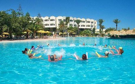 Tunisko - Mahdia letecky na 7-15 dnů