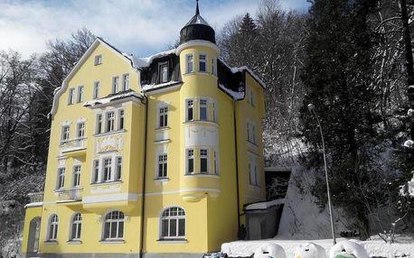 Lázeňské město Jáchymov: Hotel Vera